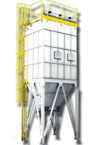 HJL BAG Bag filter for high dust loads