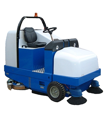 ICM 115SS (Sweeper & Scrubber)