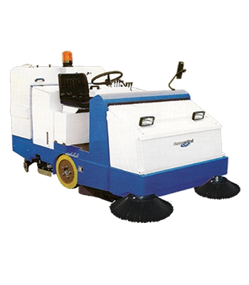 ICM 125SS (Sweeper & Scrubber)