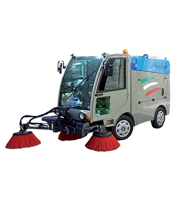 S150 Road Sweeper