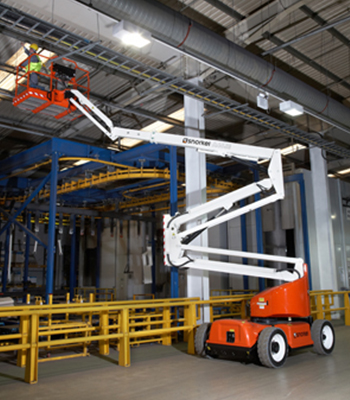 Snorkel A46JE Articulated Boom-Lift