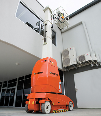 Snorkel MB20J MB26J Electric Boom Lift